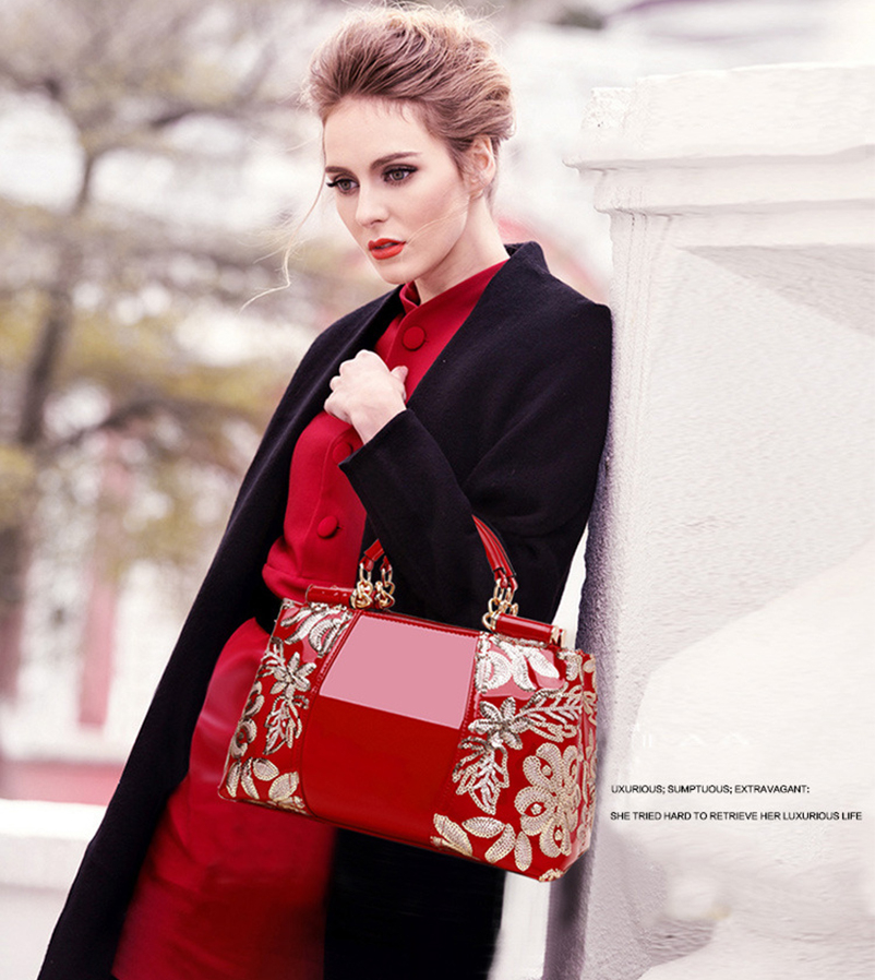 Nevenka Women Evening Handbag Female Leather Shoulder Bags Ladies Embroidered Evening Bag Luxury Handbags for Women03