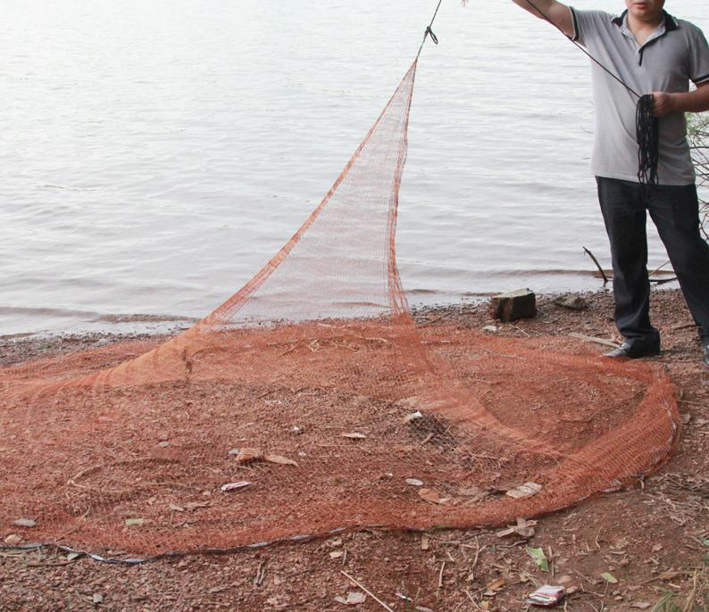 Fishing net cast net fishing throw cast net hand for Throw nets for fishing