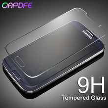 OAPDFE Tempered Glass on the For Samsung Galaxy S7 S6 S5 S4 S3 mini Samsung Note 5 4 3 Screen Protector Protective Glass Case mr northjoe 10808 protective tempered glass screen protector for samsung galaxy s5 transparent