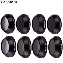 Caenboo для dji Мавик Pro Lens фильтр протектор MC UV CPL Star ND 2 4, 8 16 32 Фильтр Дрон для dji Мавик Профессиональный Аксессуар
