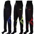 2016 New Professional Soccer Training Pants Slim Skinny Sports Polyester Football Running Pants Tracksuit Trousers Jogging Leg