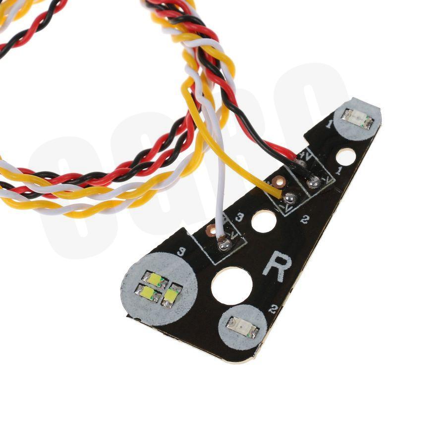 LED წინა / უკანა შუქები და IC - დისტანციური მართვის სათამაშოები - ფოტო 5