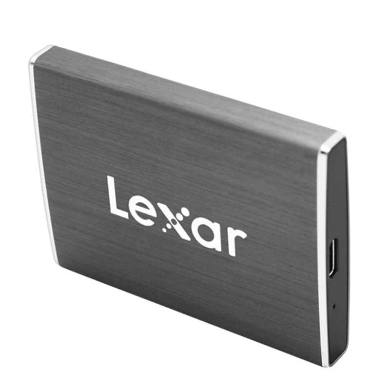 Lexar SSD SL100 240 GB 512GB zewnętrzny dysk półprzewodnikowy SSD dysk twardy SATA3 2.5 cala do laptopa pulpit pc MLC disco duro 240 GB