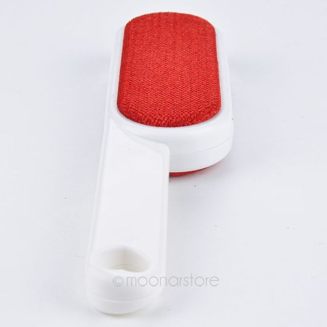 Anti-Static Magic Lint Dust Hair Remover Cloth Dry Cleaning Brush Double-sides sweater Sticky Wool Device clothing dust brush