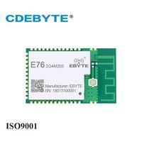 אנטנה עבור מודול אלחוטי EFR32 2.4GHz 100mW SMD 20dBm 2.4 GHz משדר ומקלט RF משדר עבור PCB IPX אנטנה (1)