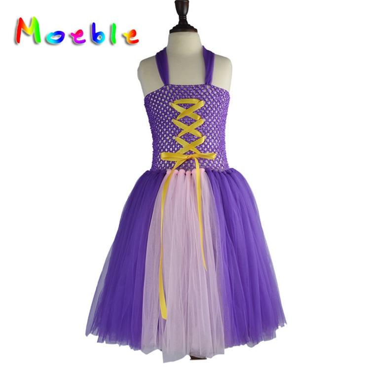 Promoción de Púrpura Vestido De Los Niños - Compra ...