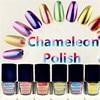 New Arrival Hot 6pcs Set Born Pretty Chameleon Nail Polish Long Lasting Varnish Colorful 6ml Black
