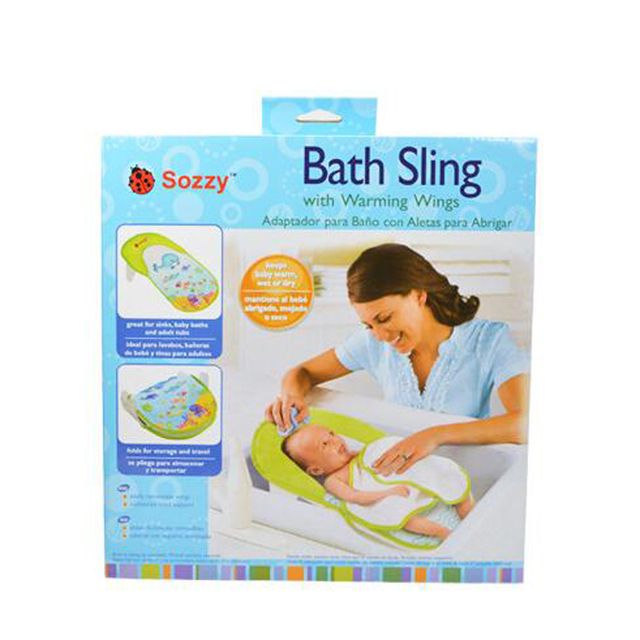 SOZZY collapsible baby bath bed bath tub