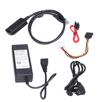 Nowe USB 3.0 2.0 do HD HDD SATA IDE cable Adapter Converter OTB Wysokiej Prędkości Transferu Wsparcie 2 TB HDD ATA/ATAPI