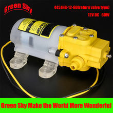 Electric sprayer pump watering irrigation usage 60W 12v dc electric mini diaphragm