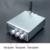 2016 Mais Novo BL10A TPA3116 Bluetooth 4.0 de Alta Fidelidade de Áudio Digital Amplificador De Potência de 50 W + 50 W 24 V Amplificador Terminou casa AMP Sliver