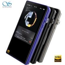 Shanling M3s Портативный player Hi-Res сбалансированный с bluetooth4.1 поддержкой apt-X музыкальный плеер