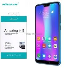Pour Huawei Honor 10 verre trempé Nillkin incroyable H & H + Pro protecteur décran Pour Huawei Honor 10 Film de protection décran