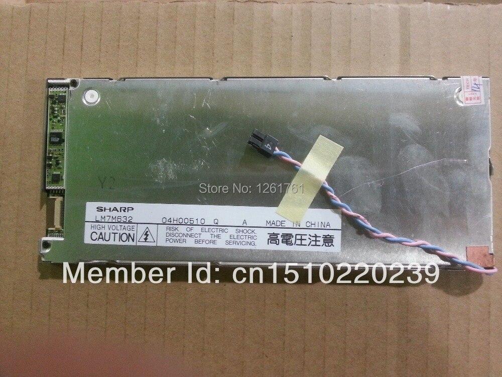original for SHARP LM7M632 LCD display screen panel