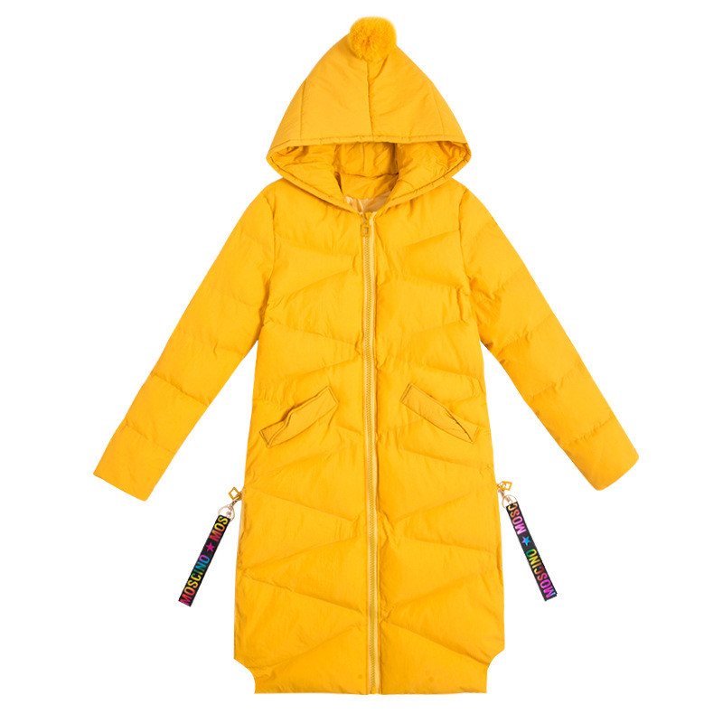 Warm Hooded Long Womens Winter Jackets Cotton Padded Casual Parka Jacket Women Basic Tops Solid Color Manteau Femme TT3535 fashion warm lambswool hooded thick cotton parka padded manteau femme hiver casual solid color wadded winter jacket tt3349