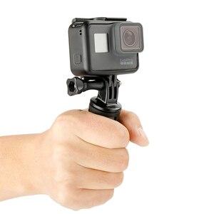 Image 5 - Мини штатив монопод для смартфона держатель Подставка Штатив для Gopro 6 /FeiYu Vimble 2/Zhiyun Smooth Q/DJI OSMO Mobile 4/3/2