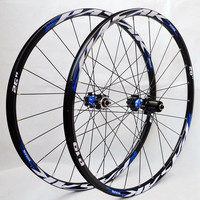 PASAK P02 MTB Mountain Bike Four Sealed Bearings CNC Ultra Light CNC Disc Wheels Rim 11 Speed