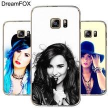 DREAMFOX M455 Demi Lovato Soft TPU Silicone Case Cover For Samsung Galaxy Note S 5 6 7 8 9 10 10e Lite Edge Plus Grand Prime