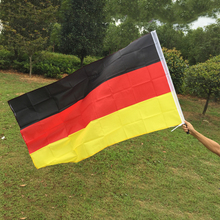 Number4# 3*5ft Germany Flag wholesale 90*150cm polyester flag Old Style German flag with eagle Banner