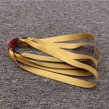 Natural Latex Slingshots Rubber Tube Bow Band Catapult Elastic Part Shooting Accessories