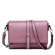 Fashion Women Bags Leather Women Shoulder Bags High Quality Vintage Small Cover Clutch Crossbody Messenger Bags