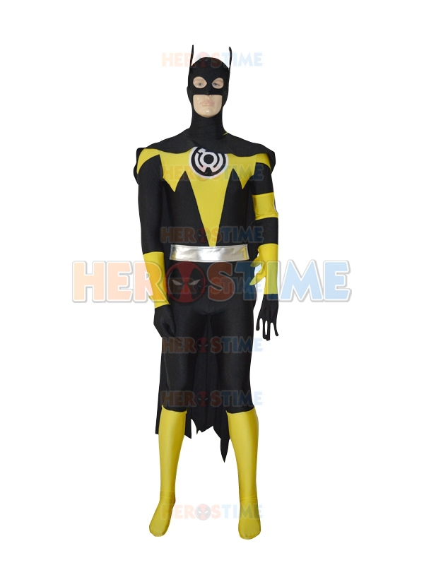 Custom Batman Costume New Most Popular Green Lantern Superhero Costume Halloween Cosplay Suit