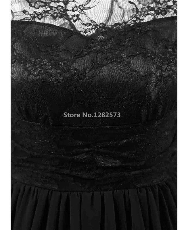 In Stock Wine Red Cocktail Dresses Little Black Dress Three Quarter