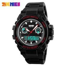 Factory SportS Watch Electronic Digital Analog Waterproof Fashion Wristwatches Mens relogio feminino Outdoor LED Dual Time