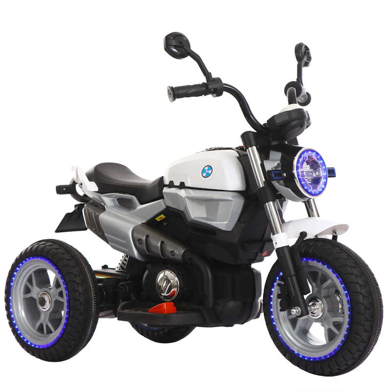 Children s electric bike baby tricycle   years old children can sit toy car battery
