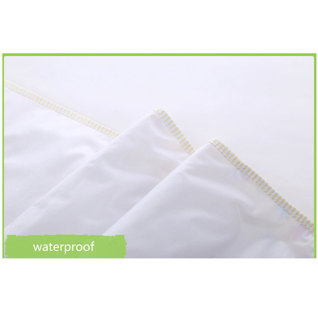 60*90cm new baby Changing Pads Covers Reusable Baby Diapers Mattress Diapers for Newborns  cotton Waterproof Sheet Changing Mat | Happy Baby Mama