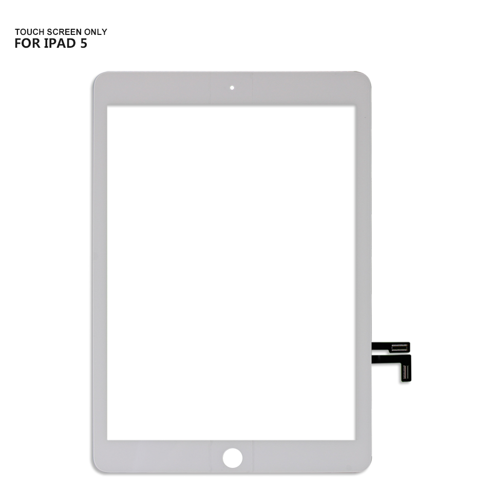For iPad Air 1 Touch Screen Digitizer Glass Replacement For iPad 5 A1474 A1475 Touch ScreenFor iPad Air 1 Touch Screen Digitizer Glass Replacement For iPad 5 A1474 A1475 Touch Screen
