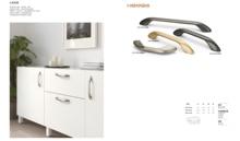 Nordic wardrobe cabinet door black drawer invisible handle modern simple European kitchen
