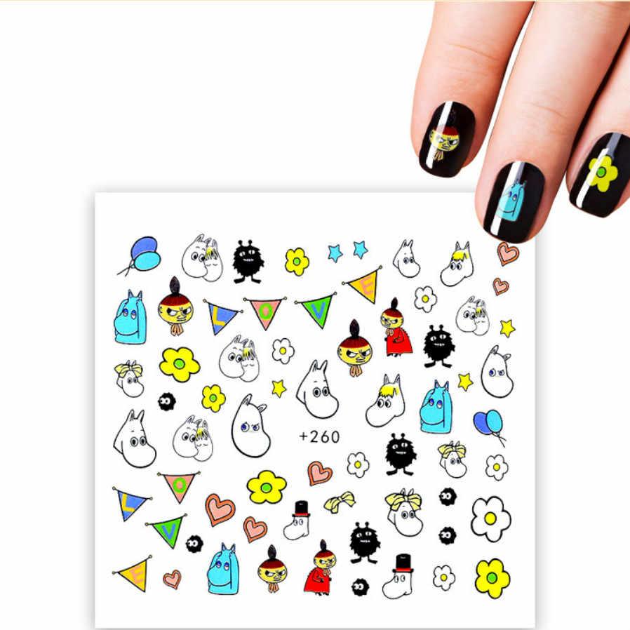 LOLEDE Kawaii Gel de uñas esmalte de uñas arte en las uñas de Gel UV blanco del encanto de la moda 0009