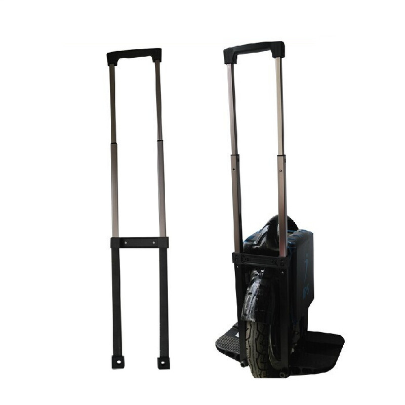 US $29 45 5% OFF|Adjustable Electric Unicycle Trolley Scooter Handle For  AIRWHEEL Legway Electric Scooter Unicycle Accessories-in Scooter Parts &