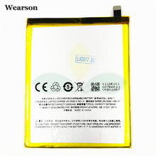 Wearson BA611 Battery For M5 Battery 3070mAh Free Shipping With Tracking Number