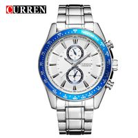 CURREN 8010 Watches Men Luxury Brand Business Watches Casual Quartz Watches Relogio Masculino