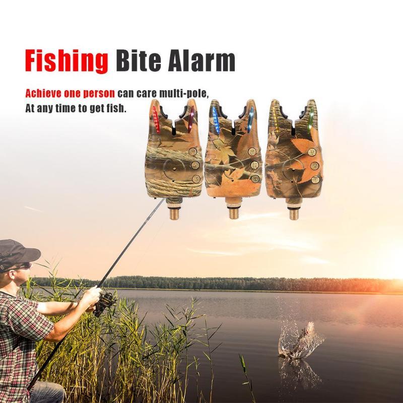 Alarmes Da Mordida de Pesca Sem Fio