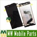 Negro 1 PC/Lot para Sony Xperia E3 D2203 D2206 LCD Display + Touch pantalla completa asamblea digitalizador envío gratis