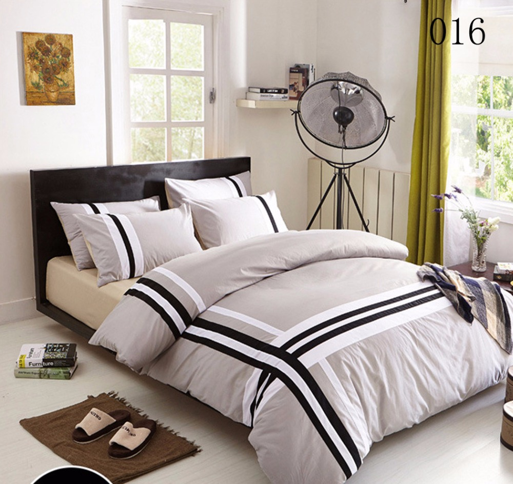 Buy Bed Set: Aliexpress.com : Buy Full Queen Cotton Fitted Sheets 4pcs