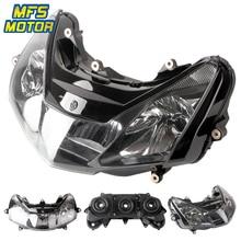 цена на For 02-03 Honda CBR900RR CBR954RR CBR 900RR 954RR Motorcycle Front Headlight Head Light Lamp Headlamp Assembly 2002 2003