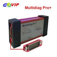 New Design Auto OBD2 Diagnostic Scan Tool tcs cdp  Multidiag Pro+Without Bluetooth  2014.R2/R3 For Cars/Trucks TCS CDP PRP