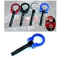 Car Styling Tow Hook Break Down Trailer Tool Aluminium Alloy Metal Pintle Hook For MINI Cooper