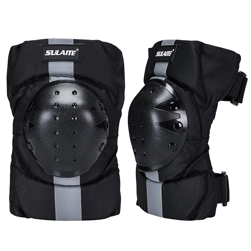 Dirt Bike Adult Elbow Knee Shin Protective Armor Guard Pads Protector Off Road