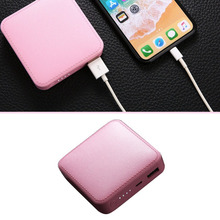 Ultra-slim 6000mAh/7800mAh/10000mAh External Power Bank Outd