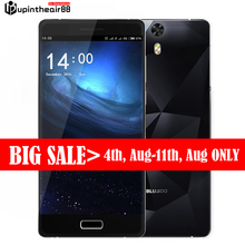 Original bluboo xtouch x500 smartphone 5.0 pulgadas 4g lte 1920*1080 3 gb ram + 32 gb rom mtk6753 octa core 13.0mp touch id huella digital