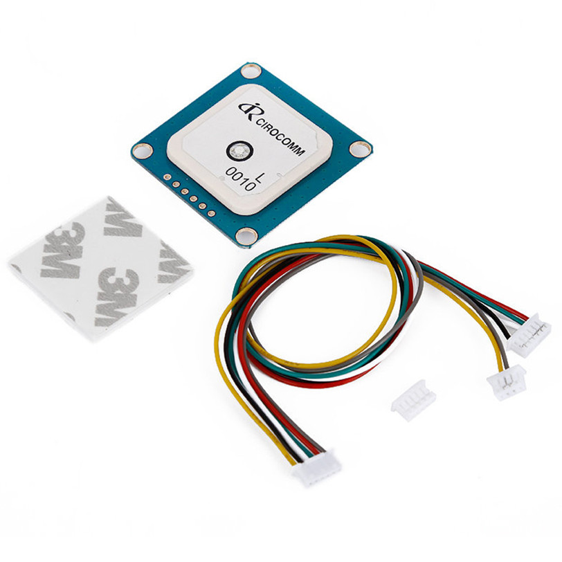 Best seller Ublox NEO-M8N BN-800 GPS Module Support GLONASS For Pixhawk APM Apoio Modulo Oct28