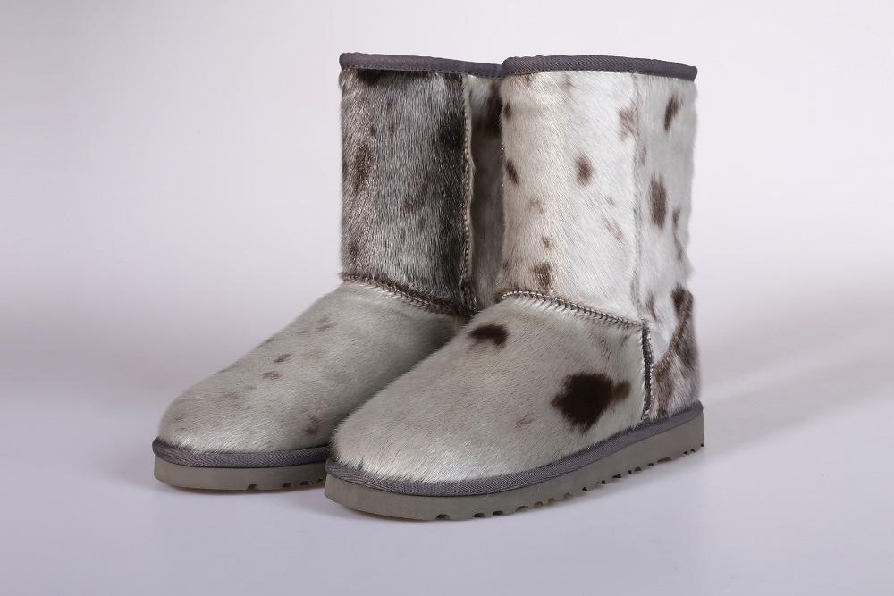 Sealskin Snow Boots Sheepskin Boots Fur Australia