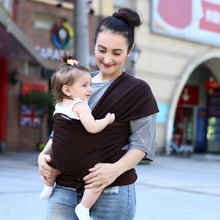 Baby Carrier Soft Infant Wrap