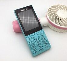"""ODCSN 216 Téléphone 2.4 """"Prix Bas Mobile Dual Sim Caméra MP3 FM radio bluetooth haut-parleur Pas Cher Téléphone"""