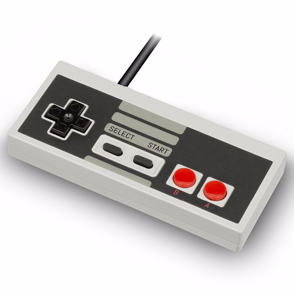 New Mini Classic Edition Controller Gamepad Joystick Game for Nintendo Mini NES Console